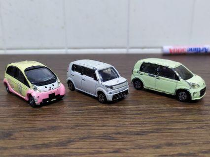 Tomica Car Lot