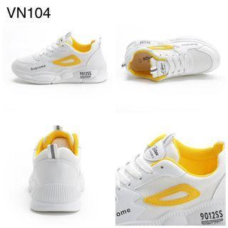 Asli import Sneakers Shoes VN104# Heel 4cm*