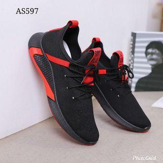 Asli import Sepatu Fashion Cowok Fashion Modis Baget Series : AS597