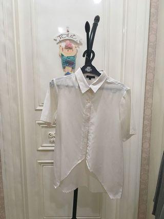 Kemeja Putih cloth inc