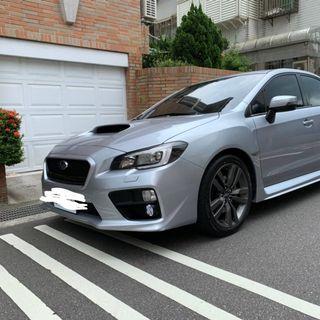 2016年 Subaru WRX 2.0L