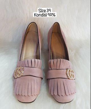 Sepatu Gucci Marmont