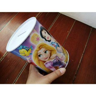 【迪士尼】公主存錢桶