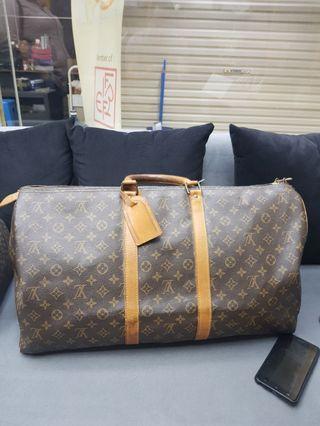 Tas Preloved original Louis Vuitton Big Size masih Bagus