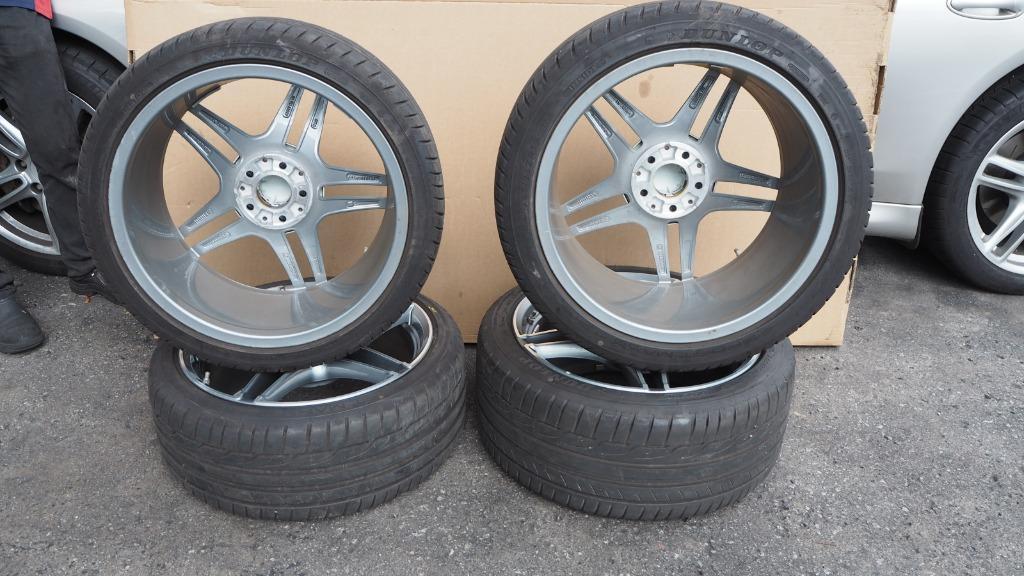 """19"""" C63 AMG Sport AMG rims MERCEDES W205 C-CLASS WHEELS"""