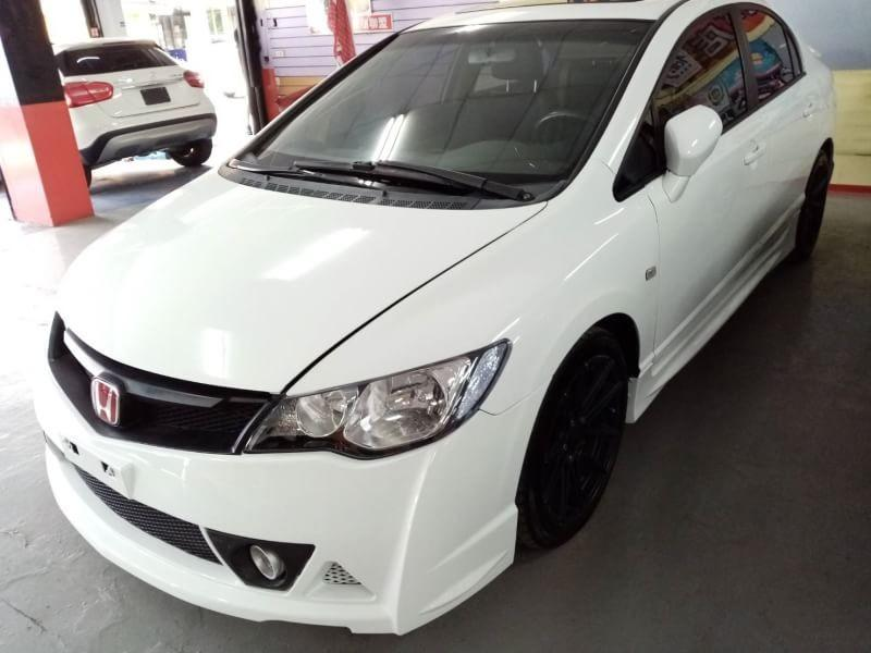 2006年 Honda Civic 1.8《RR包》