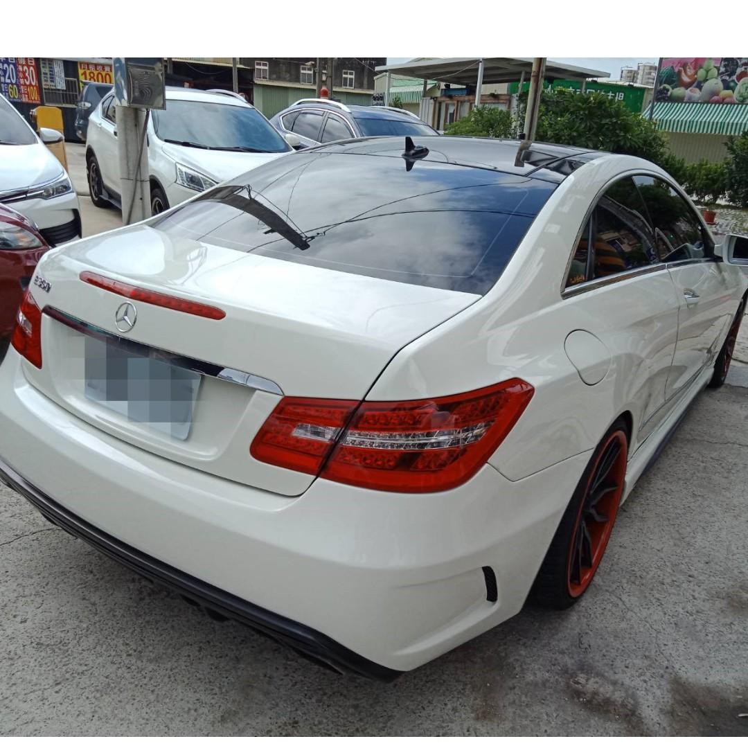 2009     E350     白    漂亮車    少跑