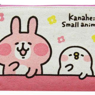 正版 卡娜赫拉的小動物 手機套筆袋