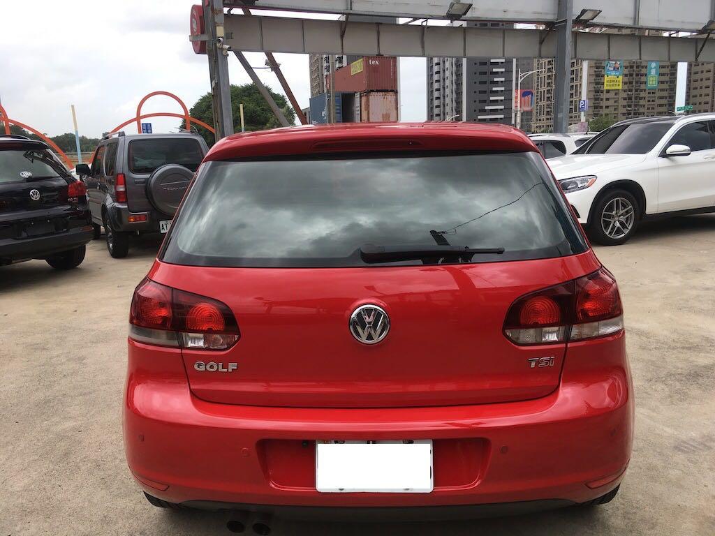 2011 Volkswagen Golf 1.4 TSI 小排量大馬力!頂規雙增壓引擎 有別一般單增壓加速感受