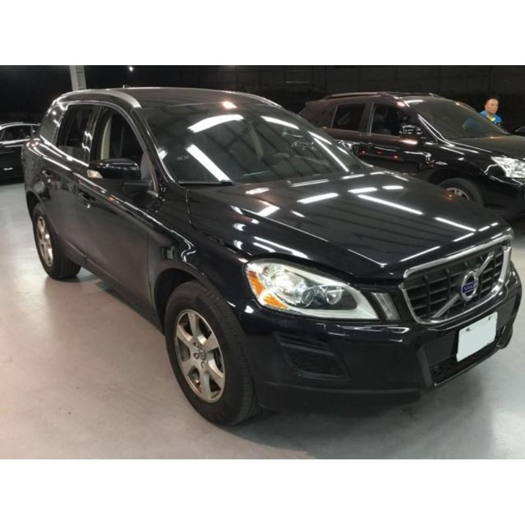 【超低里程優質車】2012年 VOLVO XC60 D4 TURBO 2.0柴油豪華版【經第三方認證】【車況立約保證】