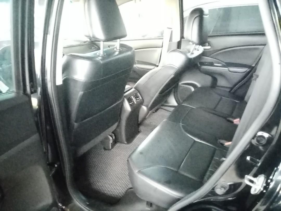 2013年 Honda CRV 2.4