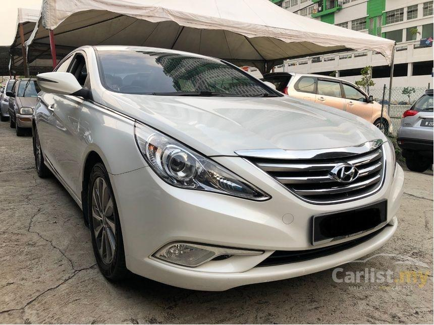 2013 Hyundai Sonata 2.0 GLS (A) One Owner Leather Seat Android Player Reverse Camera   http://wasap.my/601110315793/SonataExe2013
