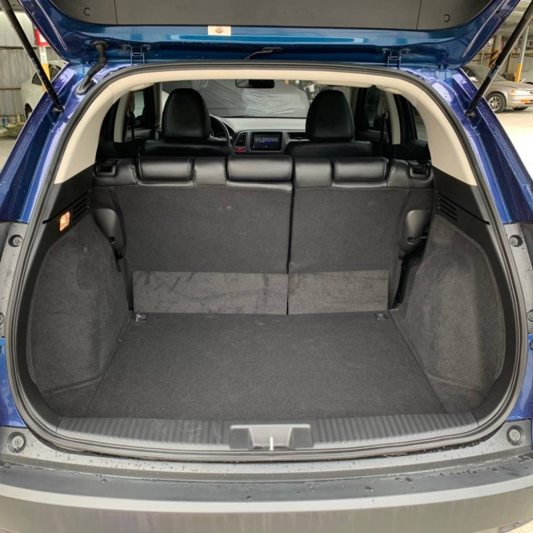 2017年 Honda HR-V 1.8L 頂級 CUV小型跨界休旅