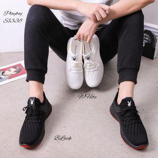 Sneakers asli import SEPATU MEN PLAY BOY👟 Series : S1338 / AS599