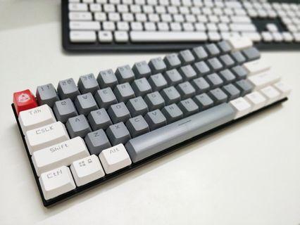 CK62 RGB Wired Bluetooth dual mode mechanical keyboard