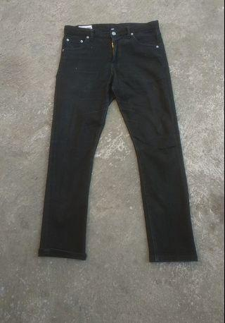 Wingman denim black