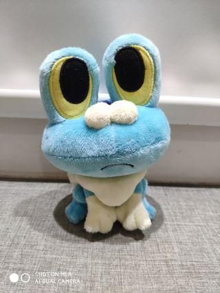 Pokemon Center Froakie Pokemon Plush