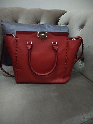 Valentino Red Bag