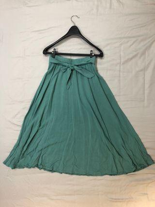 棉質 長裙