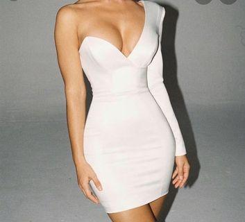 House of CB structured dress