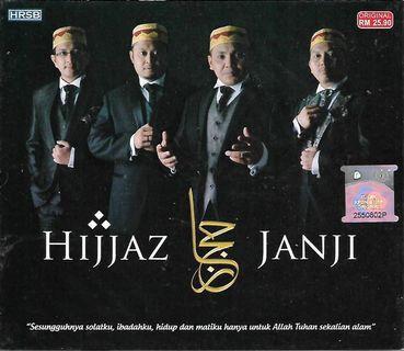 Hijjaz Janji CD Lagu Nasyid