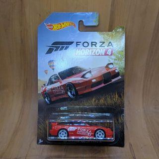 Hot Wheels 96 Nissan 180SX Type X Forza Horizon 4