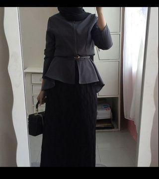 Blouse + Skirt Set