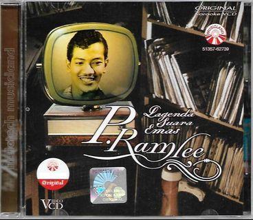 P. Ramlee Lagenda Suara Emas Original VCD Karaoke