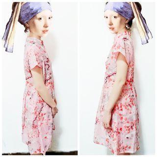 洋裝 大尺碼洋裝 短袖洋裝 旗袍 全新洋裝