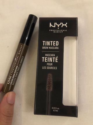 NYX Tinted Brow Mascara Alis New