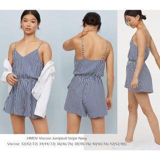 H&M Viscose Jumpsuit