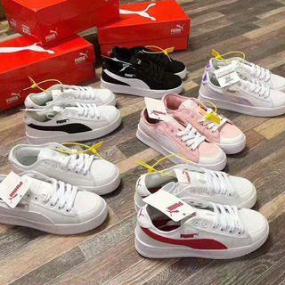 全新現貨PUMA男女休閒運動鞋滑板鞋跑鞋