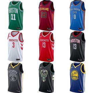 全新現貨Nike球迷版球衣 NBA籃球服 斷碼特價出清
