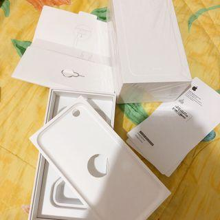 (Box) IPhone 6 64GB Silver Box Only
