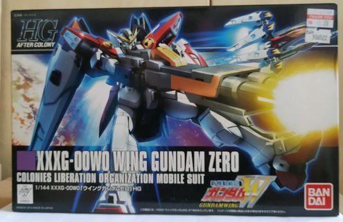 HG Wing Gundam Zero