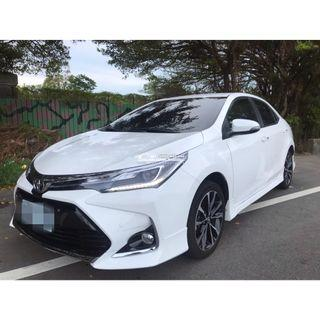 Toyota Altis 2017年 1.8L