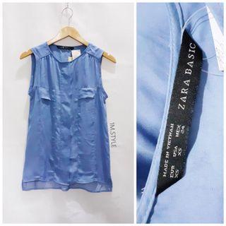 Sleeveless zara / Korean blazer coat / dress / atasan / top/blouse/ maxi dress/ formal dress/ casual/ kemeja/ PLEASE TO READ DESCRIPTION MORE CAREFULLY.