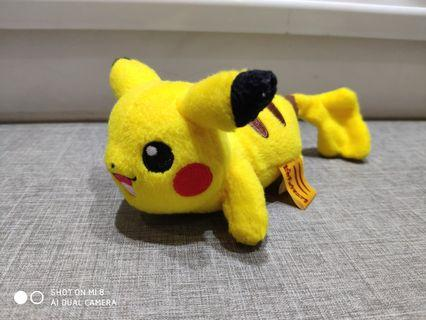 Banpresto Laying Down Pikachu Pokemon Plush