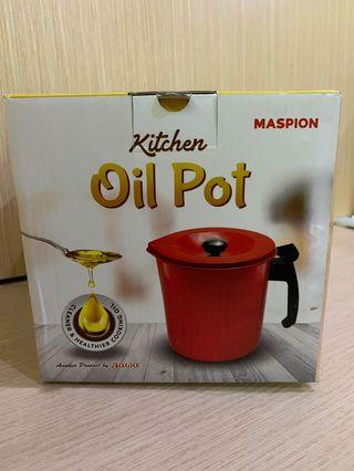 Maspion Oil Pot
