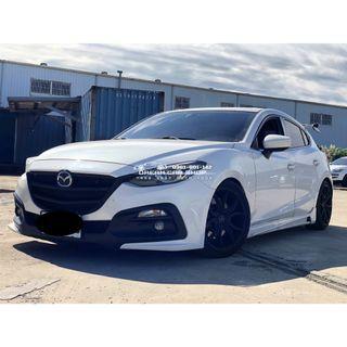 Mazda Mazda3 5D 2015年 2.0L