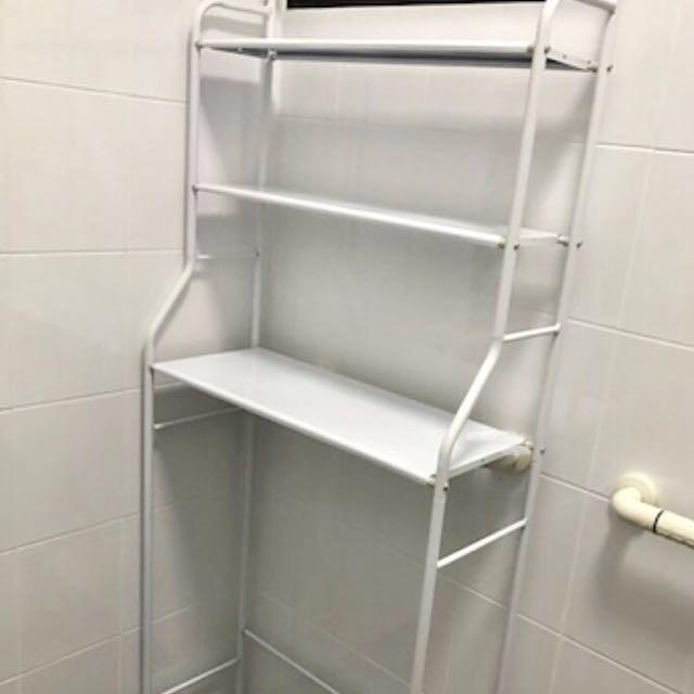 3 Tier Bathroom / Toilet Bowl Rack