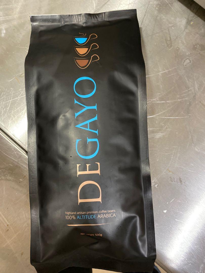 500g coffee bean 100% Arabica