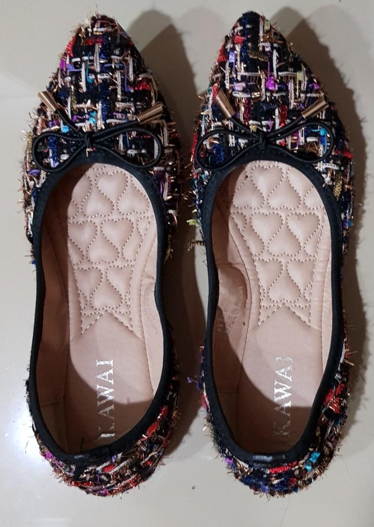 秋冬風淑女鞋