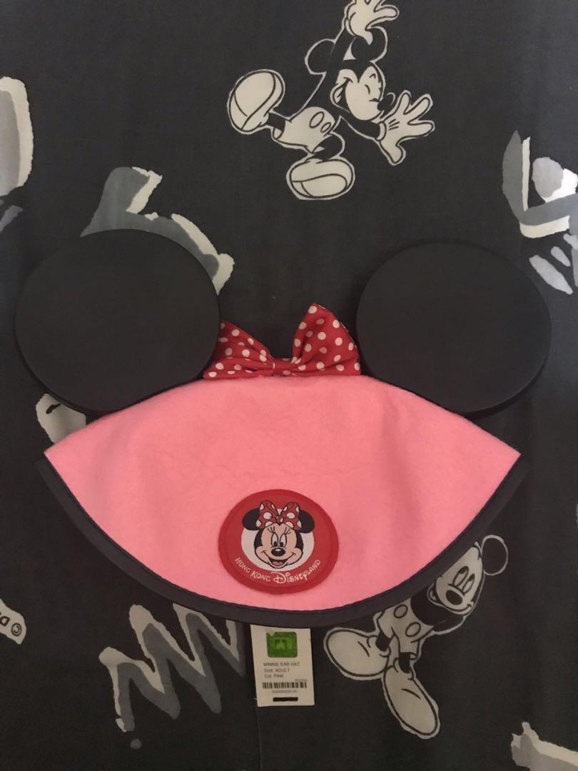 香港迪士尼樂園正版帽子
