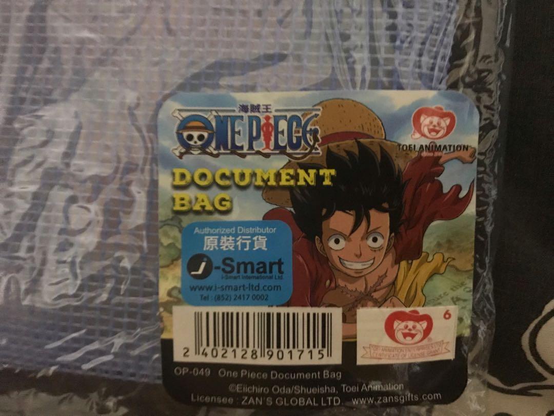 海賊王文件袋