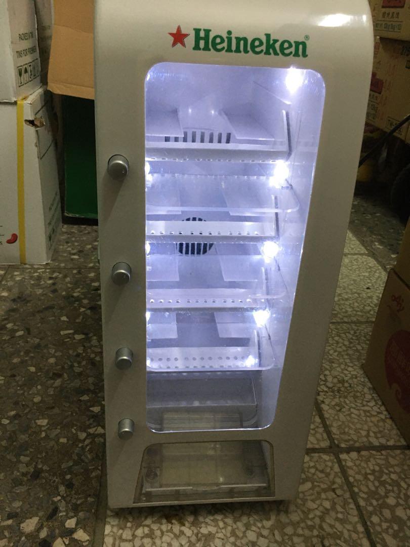 全新海尼根派對冰箱