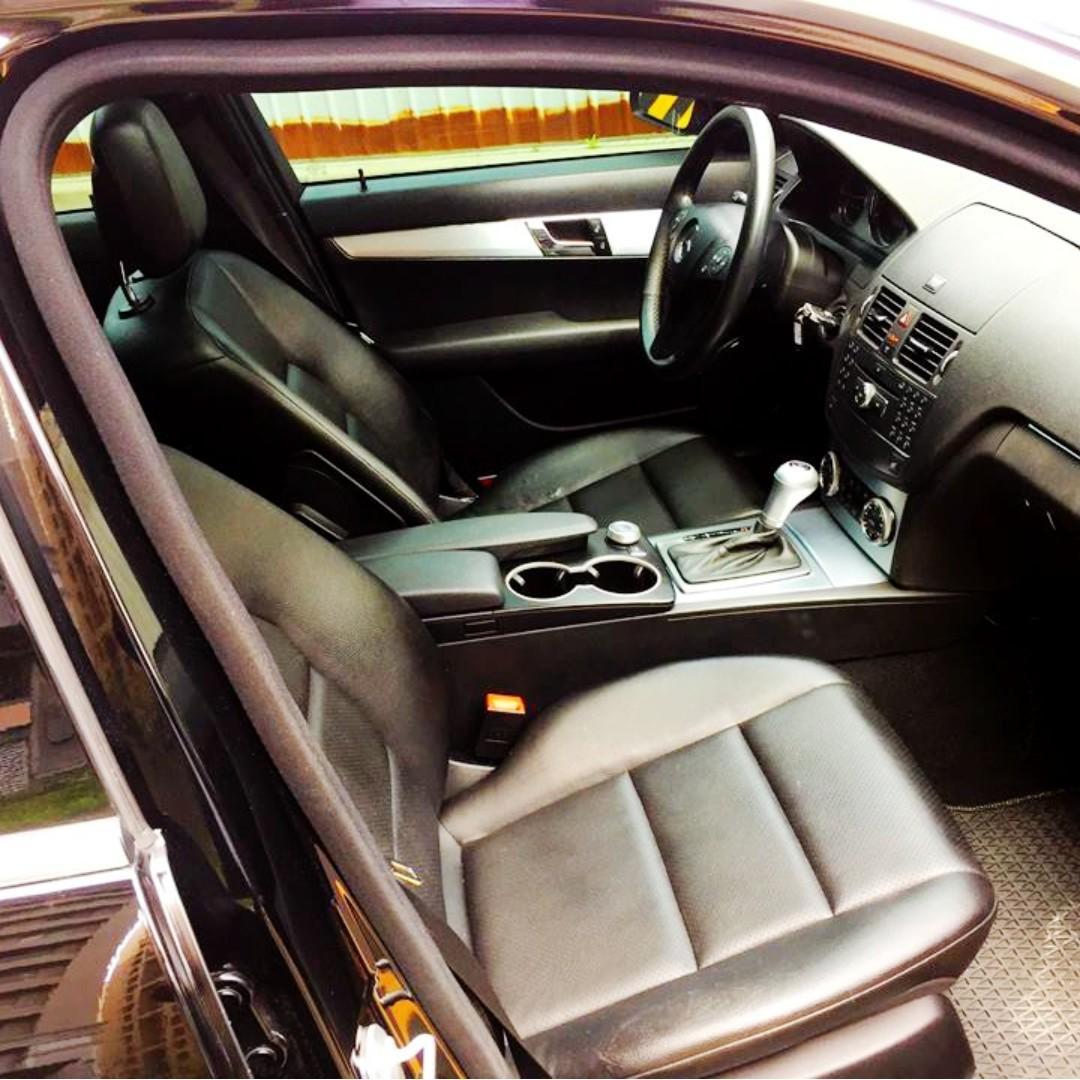 便宜入手賓士的機會來了 2008年W204 C300 3.0 V6引擎.帥氣高貴不貴!