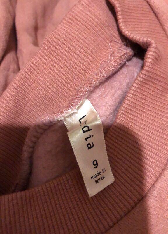 正韓童裝 純色彩球套裝(合售5、9碼)