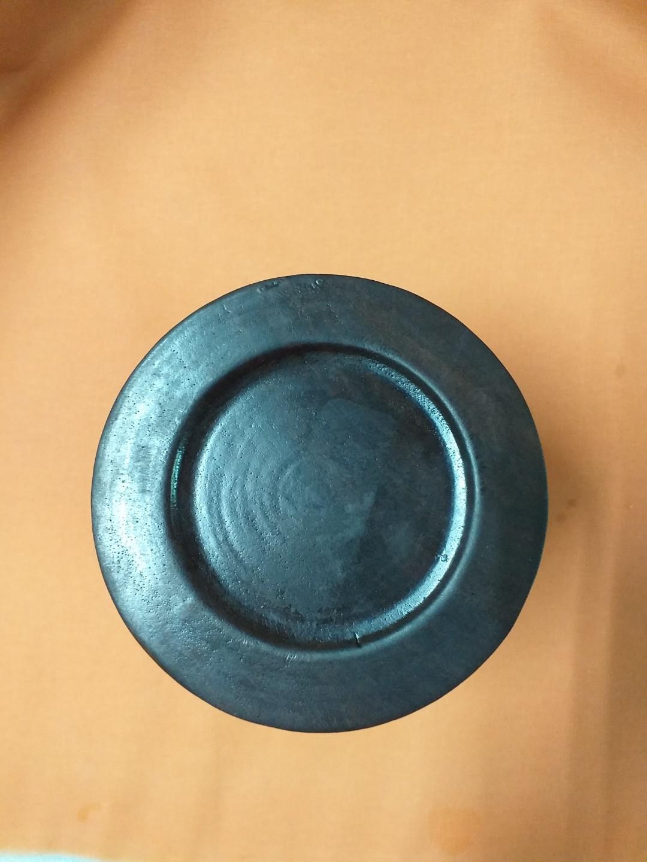 黑檀木 古董   木雕   筆筒  擺飾  藝品  收藏