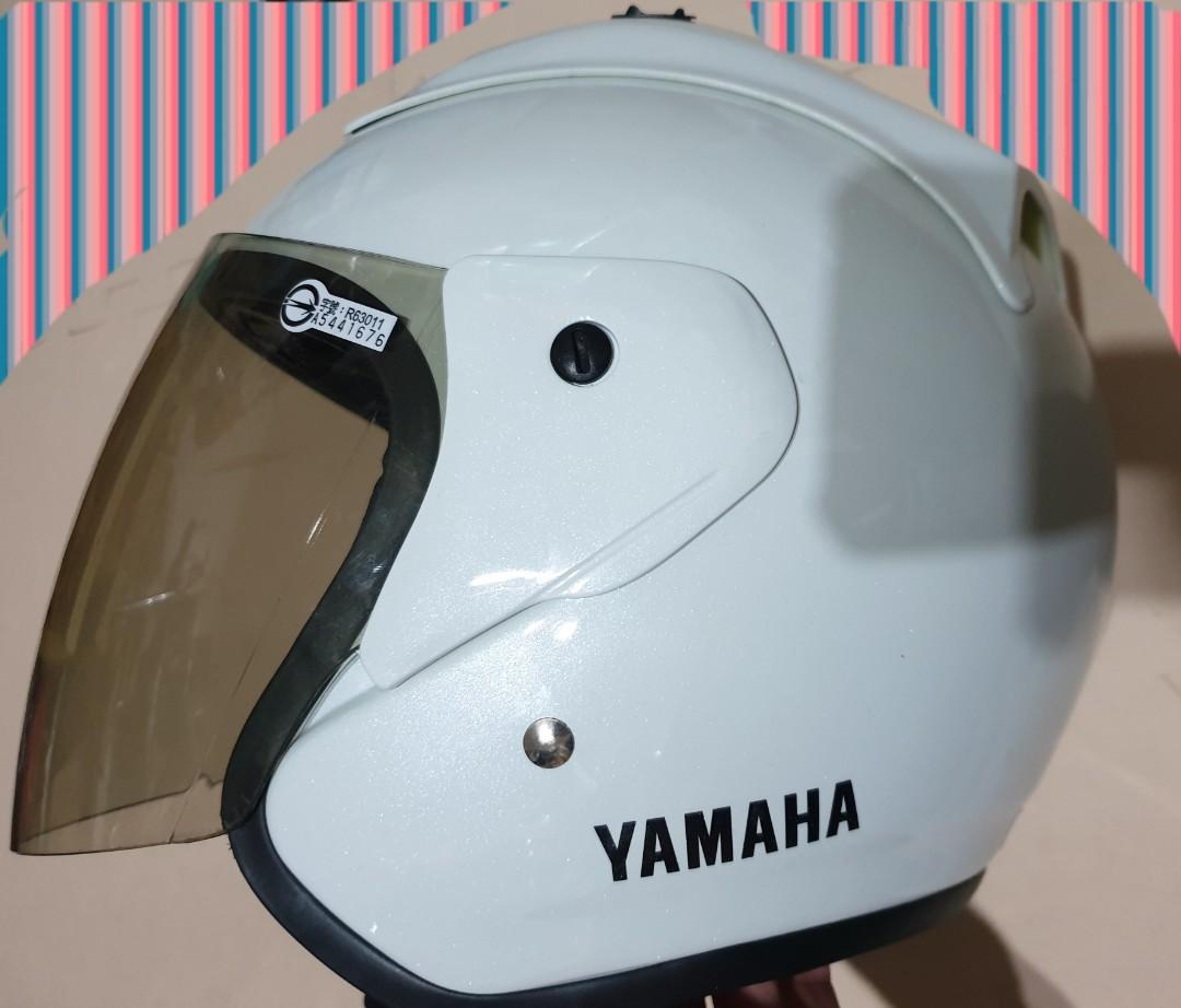 山葉 原廠安全帽 Yamaha 超新 適合女生